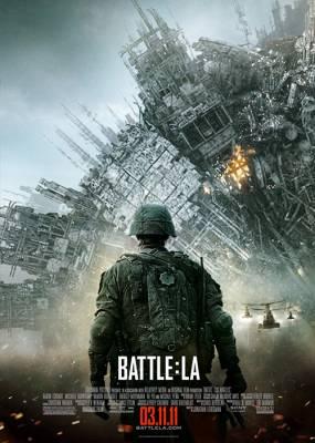 Battle LA Cover