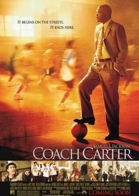 Coach Carter Cover