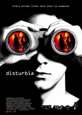 Disturbia Cover