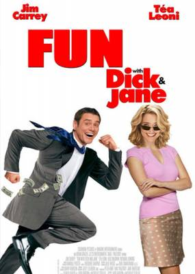 Fun With Dick & Jane Cover