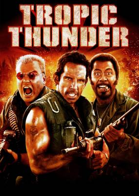 Tropic Thunder Cover