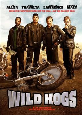 Wild Hogs Cover