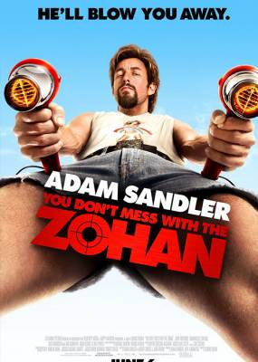 Zohan Cover