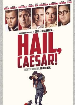 Hail, Caesar Cover
