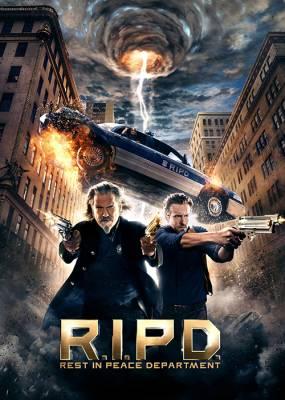 R.I.P.D Cover