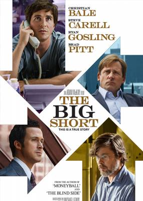 The Big Short Cover