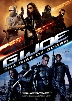 G.I Joe Rise Of Cobra Cover