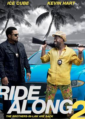 Ride Along 2 Cover