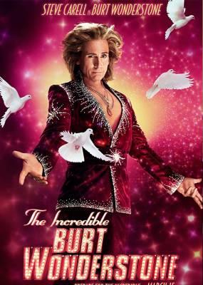 The Incredible Burt Wonderstone Cover