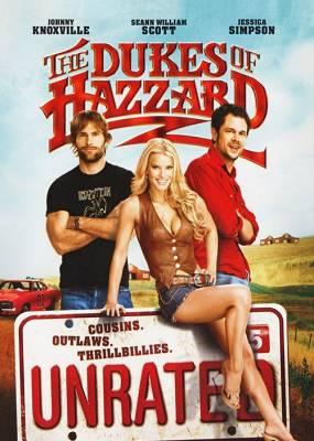 Dukes Of Hazzard Cover