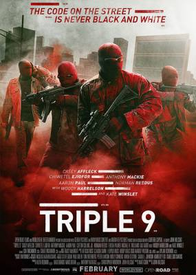 Triple 9 Cover