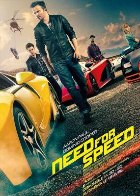 Need For Speed Cover