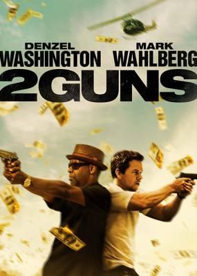 2 Guns Cover