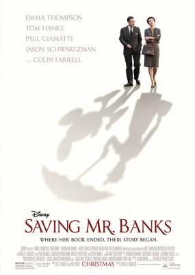 Saving Mr. Banks Cover