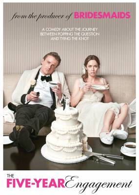 The Five-Year Engagment Cover