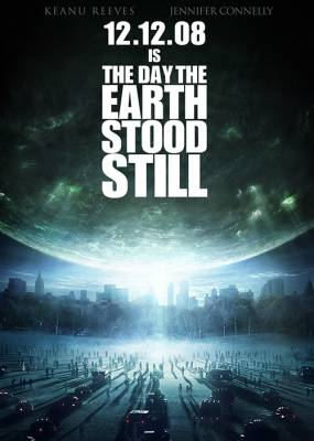 The Day The Earth Stood Still  Cover