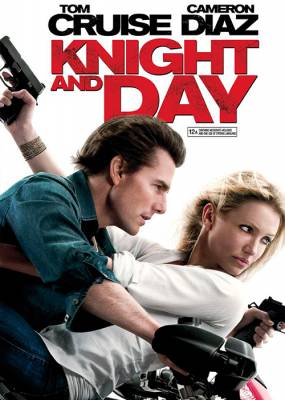 Knight & Day Cover