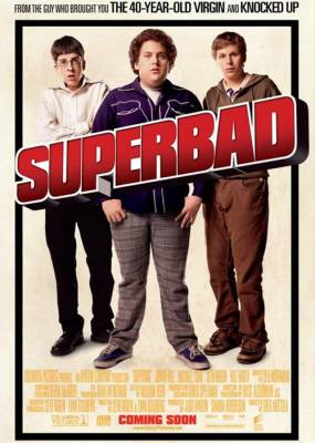 SuperBad Cover