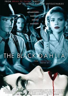 The Black Dalhia  Cover