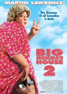 Big Momma's House 2  Cover