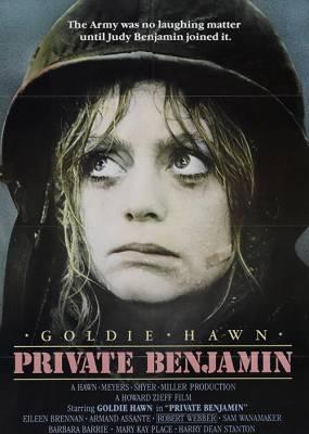 Private Benjamin Cover