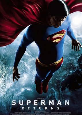 Superman Returns Cover