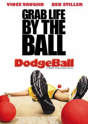 DodgeBall Cover