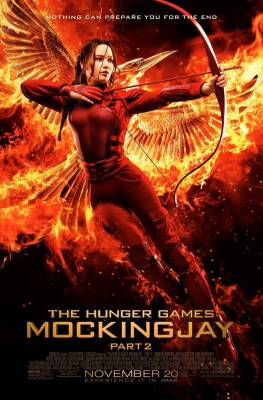 Mocking Jay Part 2 Cover